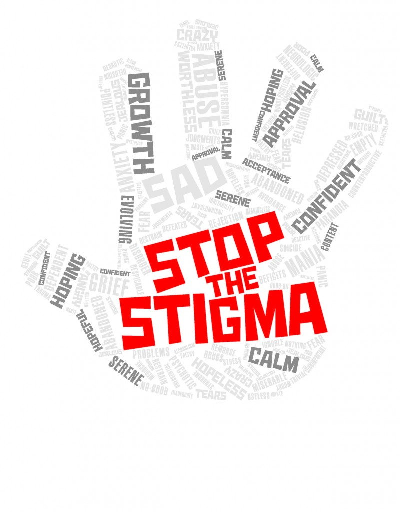 Stop the Stigma logo